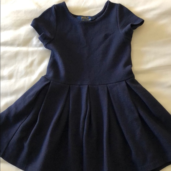 Polo by Ralph Lauren Other - Ralph Lauren navy toddler dress. Like new! 3T